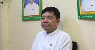 USDP လွှတ်တော်ကိုယ်စားလှယ်လောင်း ဦးအောင်ကြည်သိန်းနှင့်တွေ့ဆုံ မေးမြန်းခြင်း