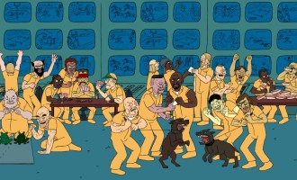 Superjail Shows We Are Whom We Eat