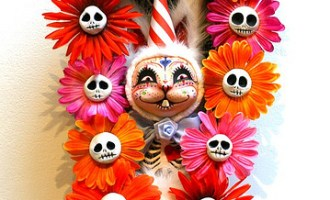 ARTSpeak: Day of the Dead Returns to Young Blood Saturday