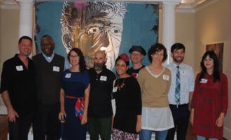 ARTSpeak: Emerging Artist Award 15th Year Retrospective at Swan Coach House Gallery