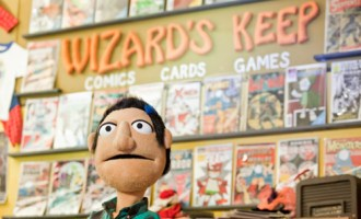 Atlanta Puppets on the Big Screen