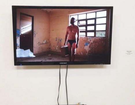 Mauricio Sáenz, Casa Iceberg, 3 minutes 10 seconds, HD video.