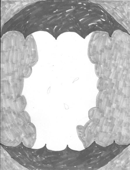 sketchbook David Onri Anderson 3. applecore