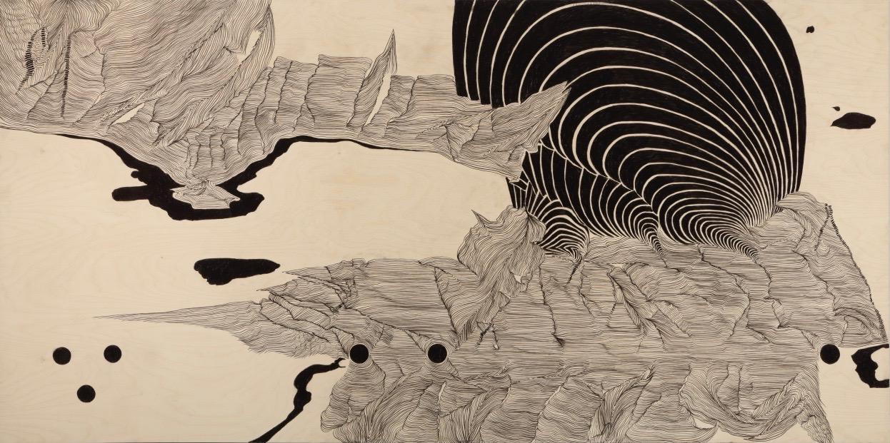 Timeline: Craig Dongoski at Whitespace Gallery