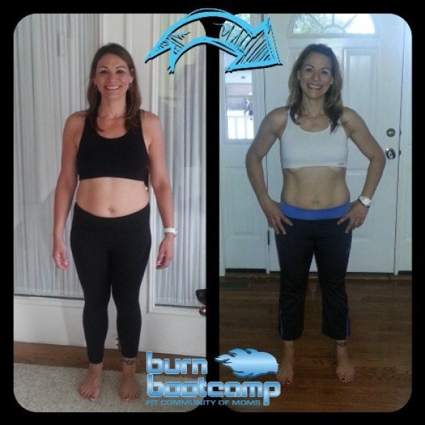 Traci Swenson Burn Bootcamp Cornelius Weight Loss Story
