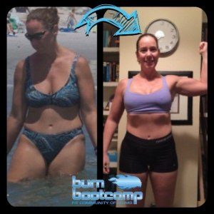 Angie Smith Burn Bootcamp Huntersville Weight Loss Story