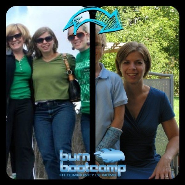 Isabel Gascon Burn Bootcamp Huntersville Weight Loss Story