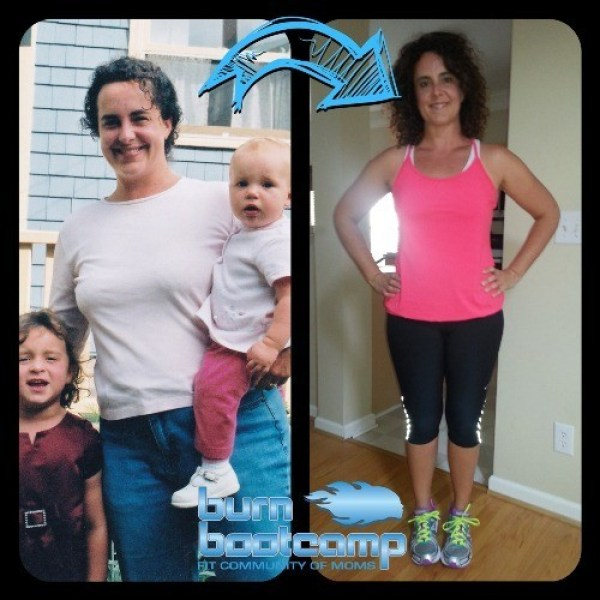 Mila Cainey Burn Bootcamp Huntersville Weight Loss Story