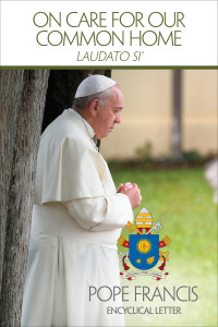 """This is the cover of the English edition of Pope Francis' encyclical on the environment, """"Laudato Si', on Care for Our Common Home."""" The long-anticipated encyclical was released at the Vatican June 18. (CNS photo/courtesy U.S. Conference of Catholic Bishops) See stories slugged ENCYCLICAL- June 18, 2015."""