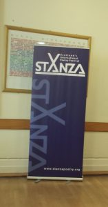 the stAnza banner
