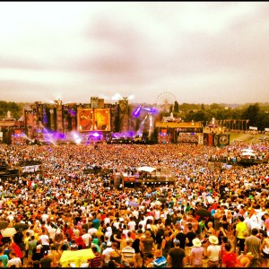 Tomorrow Land, the world's biggest rave since Love Parade 2000 in Berlin