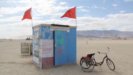 burning man photo booth