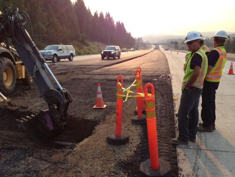 Expect delays on I-80 through Truckee - PHOTO: Samuel Gonzalez/KCRA