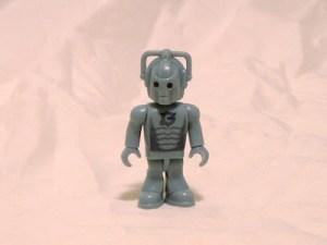 Dr Who's Cybermen - now in Lego