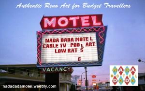 nada dada motel