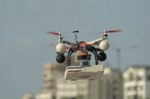 drone-pizza-delivery