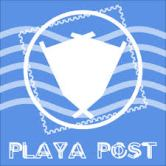 playa post