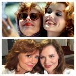 susan sarandon geena davis selfie