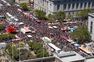 Pride festival, 2012
