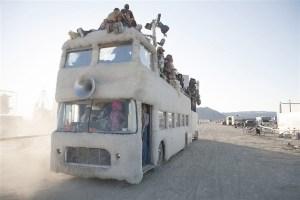 The Shagadelica Bus