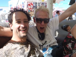 The Wolf and Snorky, Burning Man 2010