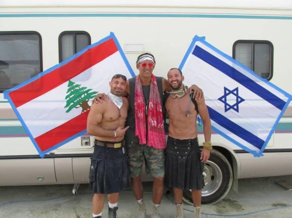 2014 israel lebanon