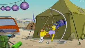 marge burning man