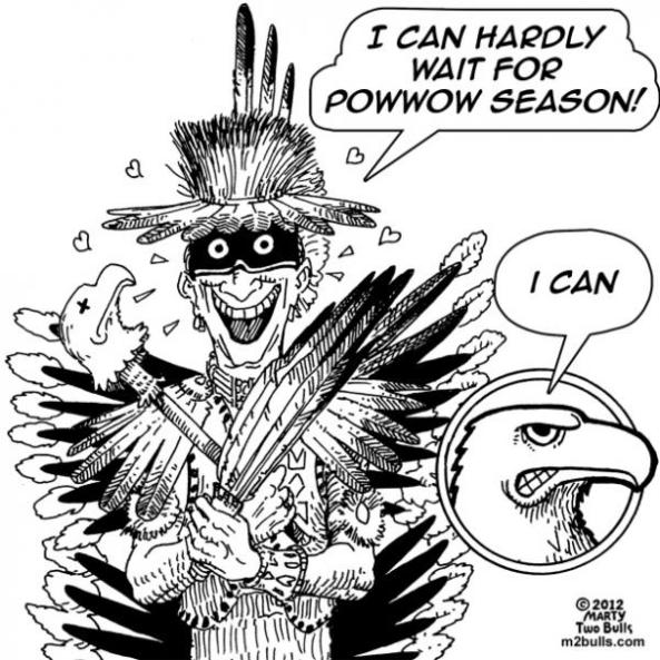 marty-two-bulls-pow-wow-eagle