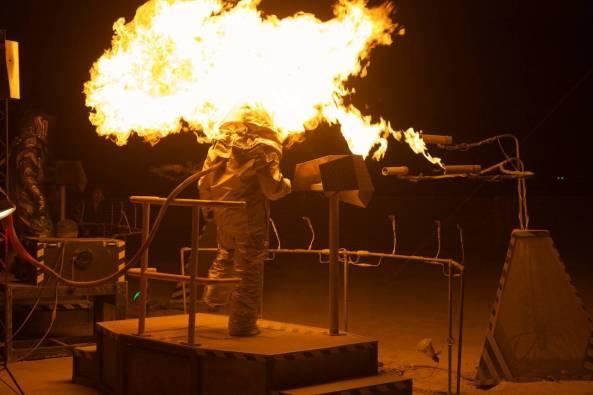 Dance Dance Immolation by Interpretive Arson