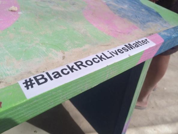 2015 black rock lives matter