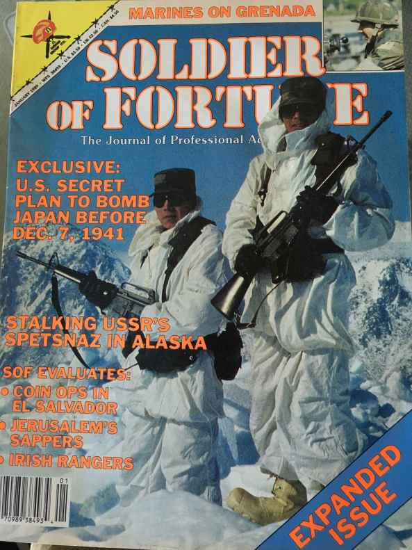 soldier of fortune jan 1989 fdr flying tigers