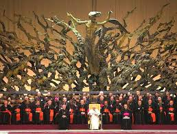 popes throne