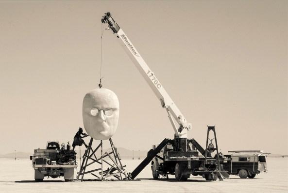Erika Rand - Deconstructing Headspace, Burning Man, 2005.jpg