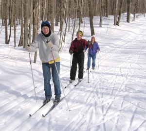 Timberland Hills Ski Trails - Cross Country, SE Burnett County