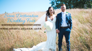 Siren Destination Wedding Fair