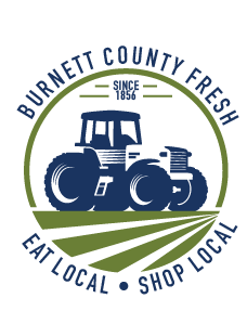 Burnett County Fresh logo
