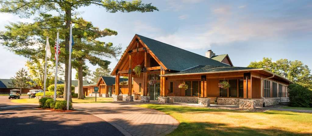 Heartwood Resort & Conference Center, Trego, WI