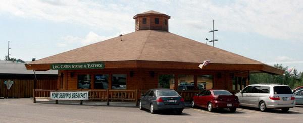 Log Cabin Store Danbury