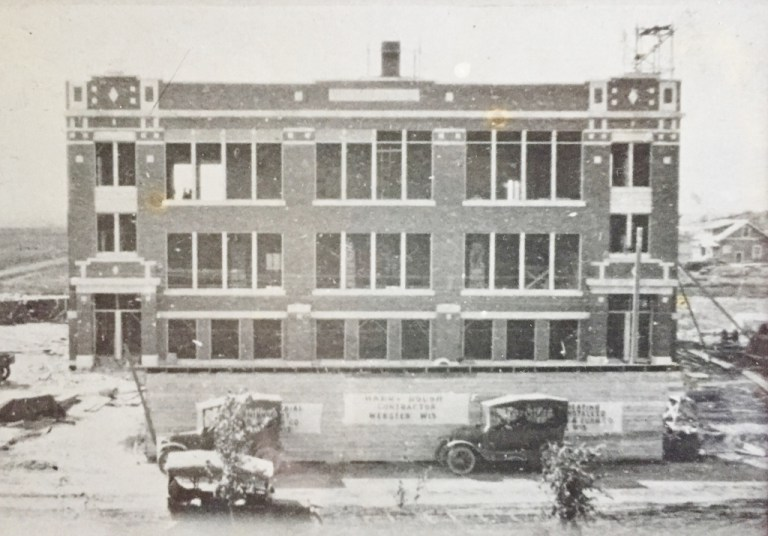 Webster-Wisconsin-School