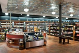 Burnett Dairy Cheese Store, Alpha, Grantsburg, WI