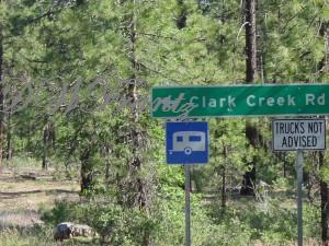 Road to Burney Falls Trailer Resort