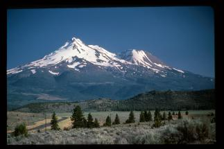 Shasta Mountain