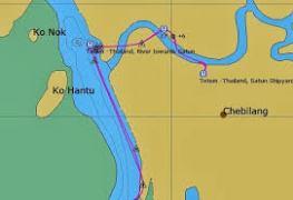 River to Chebilang