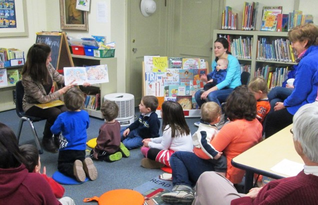 A BIG thank you to Miss Susan, our Guest Reader today! We had had A BUNCH of new faces and familiar faces too!