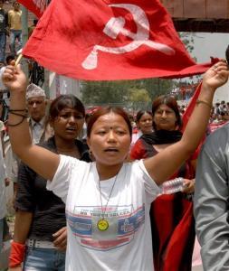 Nepalese maoist