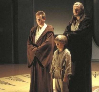 Episode I: Qui Gon, Obi Wan and Anakin