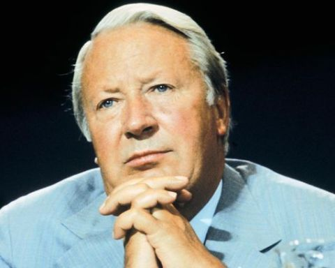 Ted Heath, Prime Minister