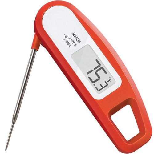 Make sure that meat's perfectly cooked with this digital meat thermometer by Lavatools. Read more in our must-have barbecue accessories article...