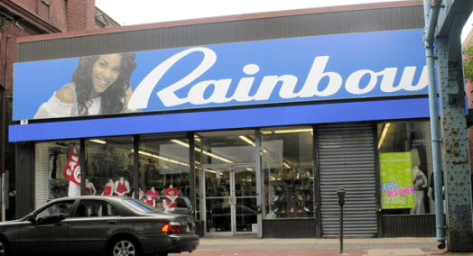 Is looking like you shop at Rainbow really worth looking like you shop at Rainbow?