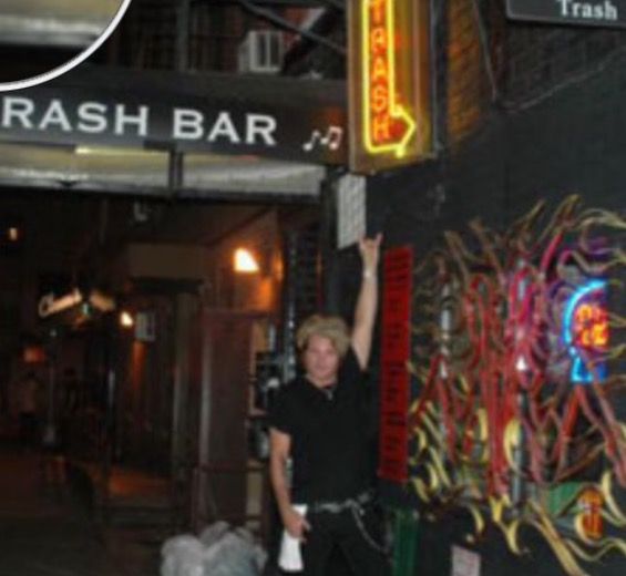 Trash Bar becomes Rash Bar in Bushwick